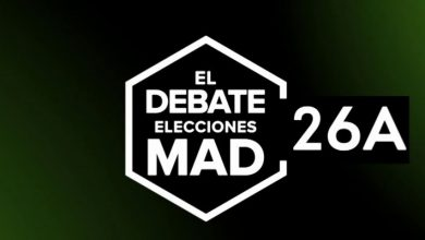 Photo de laSexta annule son débat électoral à Madrid le 26 avril